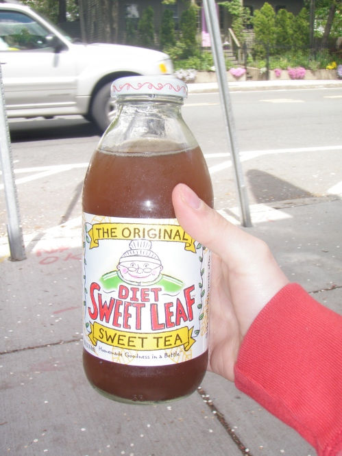 This drink was OK, but I think I prefer Snapple better